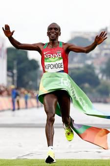 Kipchoge: Ik ben alleen maar bezig met de marathon onder de twee uur