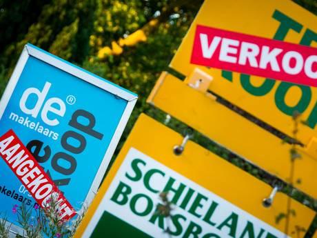 Hypotheek enorm in trek door lichte stijging rente