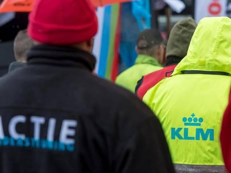 KLM legt ultimatum vakbond naast zich neer, staking dreigt