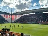 'Dicht gaten stadion met zonnepanelen'