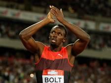 Bolt toont goede vorm voor Rio op de 200 meter