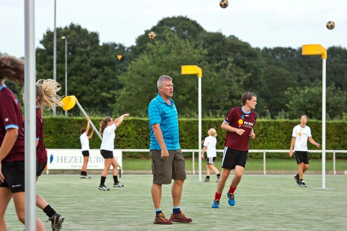 Noviomagum-trainer Wilco van den Bos. Archieffoto Bert Beelen