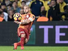 Sneijder zet 'Gala' met assist op goede spoor
