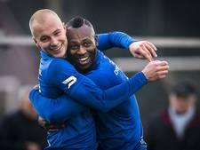 Oefenwedstrijd FC Oss - De Treffers afgelast