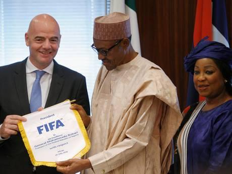 Infantino: Afrika moet extra plekken op WK krijgen