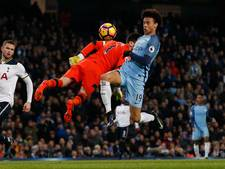 VIDEO: City laat Tottenham Hotspur terugkomen
