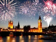 Brexit maakt oudjaar in hartje Londen voordeliger dan ooit