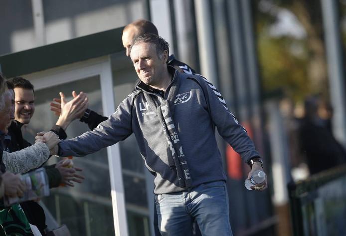 RKZVC-trainer Laurens Knippenborg. Archieffoto: Theo Kock