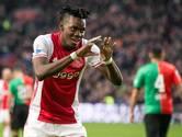Ajax zonder geblesseerde Traoré tegen FC Groningen