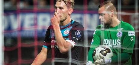 PSV-spits Luuk de Jong: Dit doet pijn