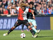 Feyenoord mist Vilhena in stadsderby vanwege enkelklachten