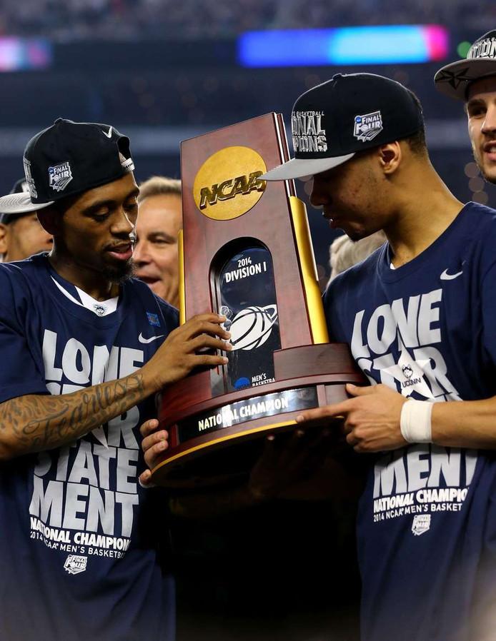 Connecticut voor vierde keer universitair kampioen | Andere sporten ...