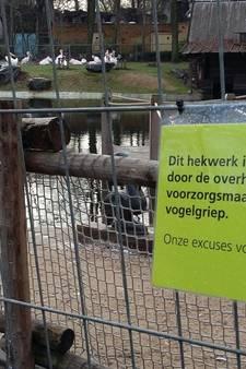Ouwehands Dierenpark beschermt zich tegen vogelgriep