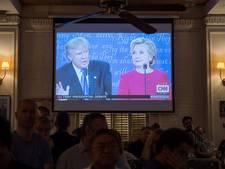 Kijkers CNN kiezen voor Clinton