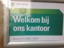 Bankkantoren ABN AMRO in Aalten en Ulft dicht
