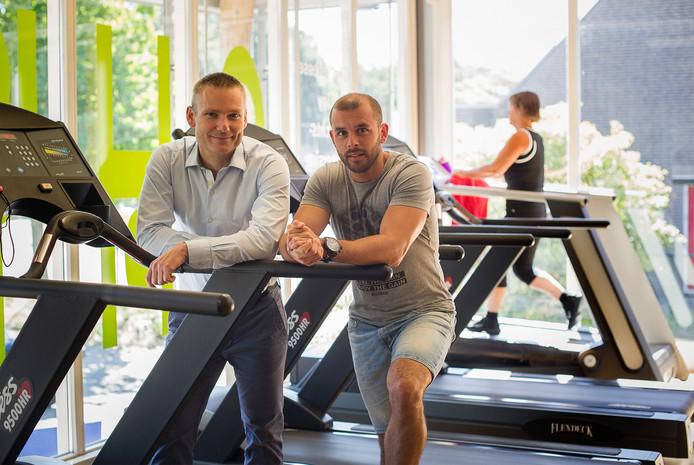 Eugène Bongers (links) en Thomas Verheij, de nieuwe eigenaren van Physique.