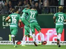 Bruma verliest met Wolfsburg van Werder Bremen
