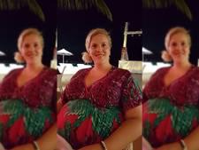 Hoogzwangere Ellen komt op het laatste moment naar huis