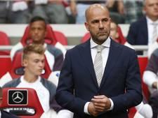 Bosz baalt van gelijkspel Ajax