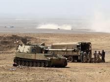 Op deze manier probeert IS stand te houden bij Mosul