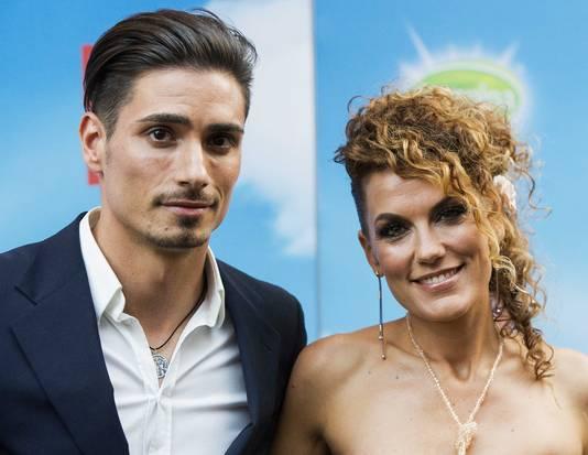Daniël de Ridder en vriendin Tatum Dagelet.