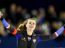 Marije Joling pakt eerst nationale titel allround