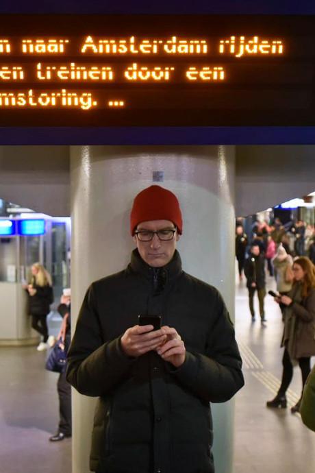 NS: Ga niet met trein naar Amsterdam of Utrecht