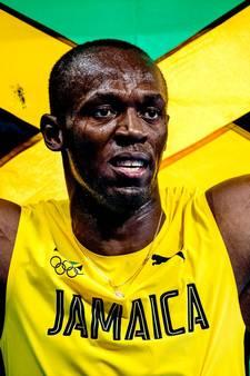 Usain Bolt liet NFL in de kou staan door 'keiharde tackles'