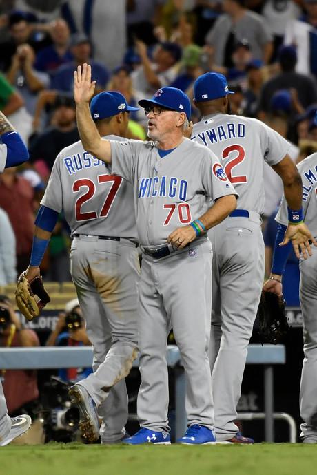 Cubs één zege af van eerste World Series sinds 1945