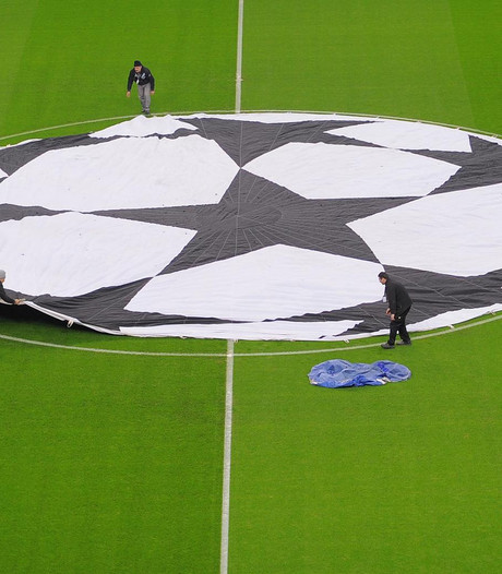 PSV in pot 3 bij loting Champions League