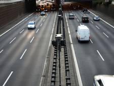 A50 weer vrijgegeven na ongeval met meerdere voertuigen