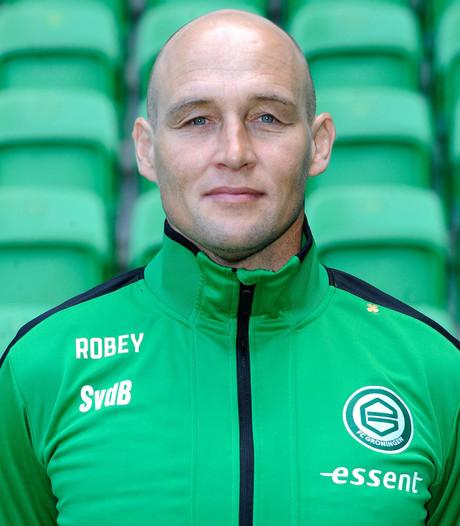 Van der Berg nieuwe keeperstrainer Jong Oranje