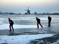 KNSB: geen grote incidenten op het ijs, wel waaghalzen