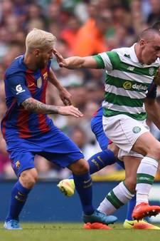 Barcelona wint in Dublin van Celtic