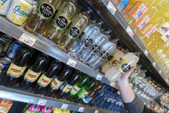 De petfles, een Arnhemse uitvinding die wereldwijd in het winkelschap staat.