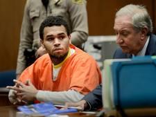 Chris Brown op borgtocht vrij