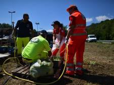 Italië: Niet meer afreizen naar rampgebied, hulp genoeg