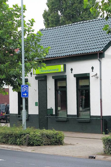 Coffeeshop 't Rotterdammertje per direct dicht
