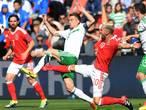 Wales naar kwartfinale door eigen doelpunt Noord-Ierland