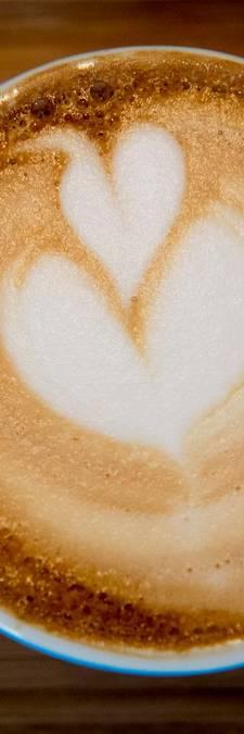 Nederlanders drinken de meeste koffie