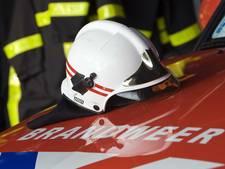 Brandweerlieden onderscheiden