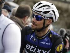 Boonen zat bang op de fiets na zware val