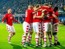 Nederland maakt stappen op coëfficiëntenlijst UEFA