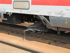 Politie zoekt 'treinheld' die aan noodrem trok
