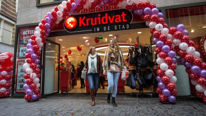 Kruidvat opent eerste 39 stadswinkel 39 op de nieuwendijk for Kruidvat den bosch