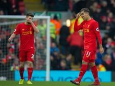 Liverpool staat voor schut tegen laagvlieger Swansea City