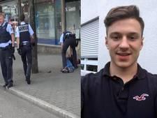 Man stopte moordende vluchteling in Reutlingen: held of toeval?