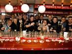 Recordaantal shows Vrienden van Amstel