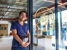 Winkelcentrum De Gaard krijgt tijdelijke bierwinkel