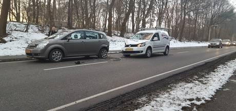 Auto's lopen schade op door ongeval in Groesbeek